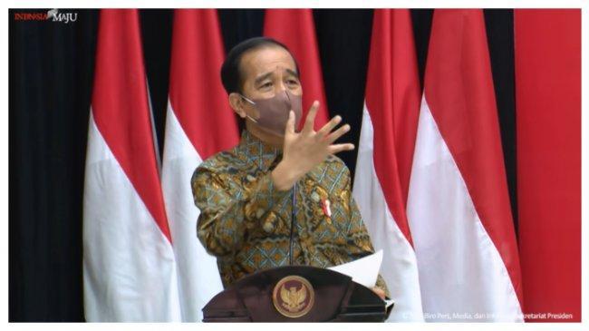 Presiden Jokowi Minta 30 Juta UMKM Masuk Sistem Digital pada 2023