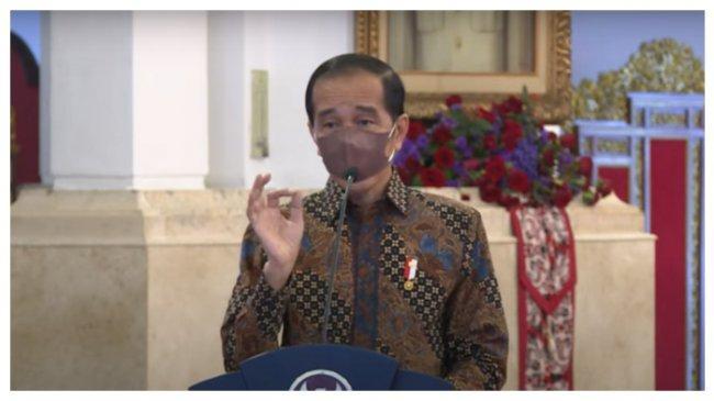 Daftar 9 Daerah yang Disorot Jokowi karena Rendahnya Capaian Vaksinasi Covid-19