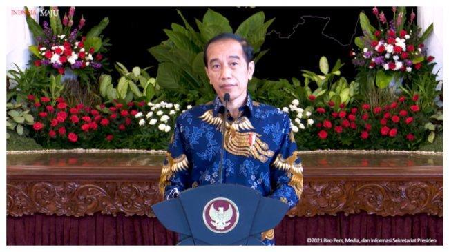 Presiden Jokowi: Perkembangan Penanganan Covid-19 Membaik