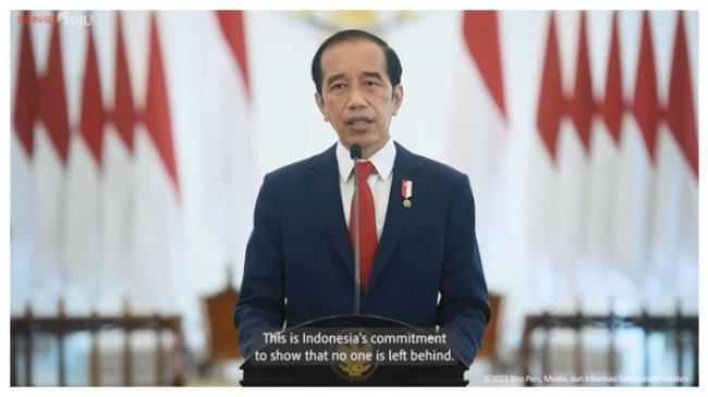Sidang Majelis Umum ke-76 PBB, Jokowi Jelaskan 4 Poin Penting Peran Serta Indonesia untuk Dunia