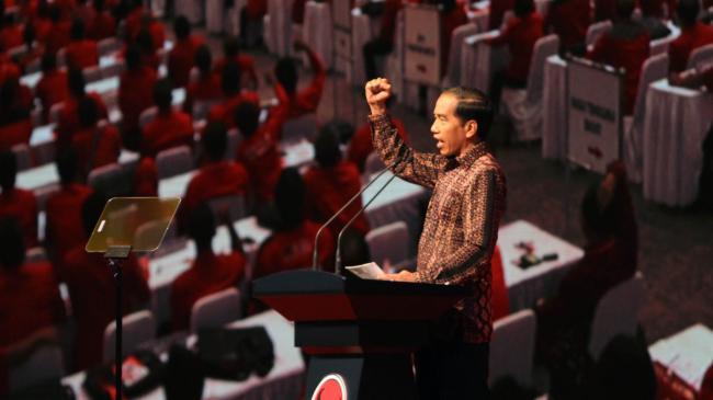 Soal MEA, Jokowi: Wong Mereka Takut Kepada Kita