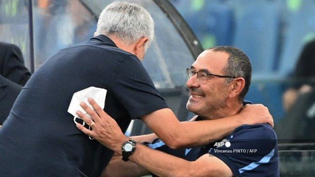 Jadi Juru Taktik Anyar Lazio, Maurizio Sarri Masih Dihantui Torehan Simone Inzaghi