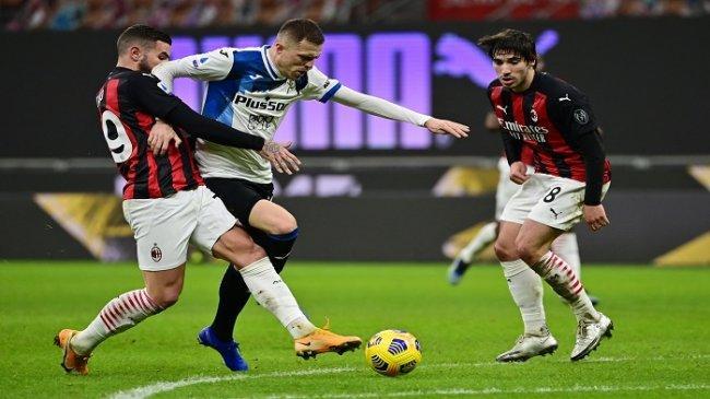 Jadwal Liga Italia - AC Milan Segera Datangkan Pesaing Brahim Diaz, Pemain Atalanta Jadi Kandidat
