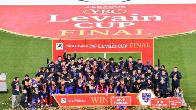 Nagoya Grampus Tantang Cerezo Osaka Di Partai Final J.League YBC Levain Cup 2021