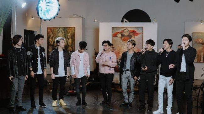 Juicy Luicy Ajak Notice Un1ty Berkolaborasi Menyanyikan Lagu 'Lantas' Bersama