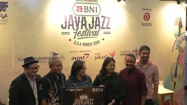 Java Jazz Festival 2018, BNI Ajak Pecinta Jazz Bertransaksi Kekinian