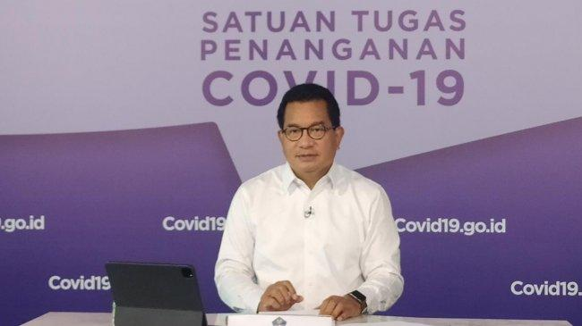 Satgas Covid-19: Vaksinasi di Jawa Barat, Banten, dan Jawa Tengah Perlu Ditingkatkan