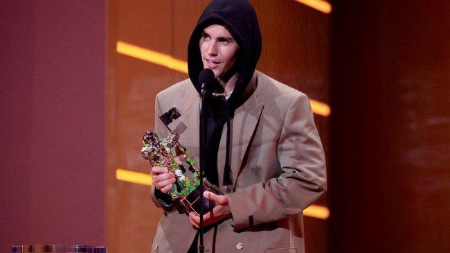 Daftar Pemenang MTV VMA 2021: Justin Bieber Raih Penghargaan Artist of the Year dan Best Pop