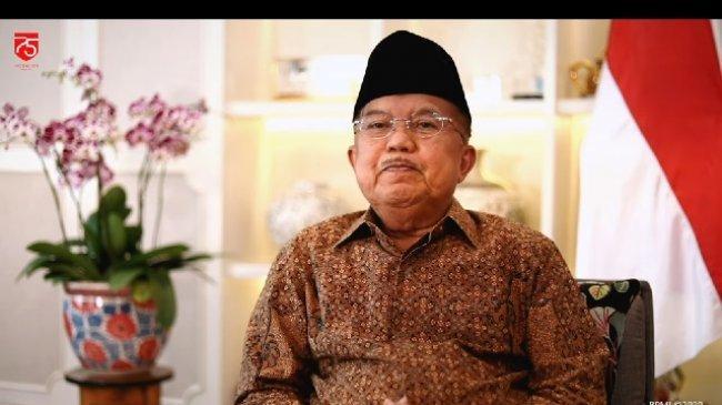 Rumah Ibadah Ditutup Sementara Selama PPKM Darurat, Ini Tanggapan Ketua DMI Jusuf Kalla