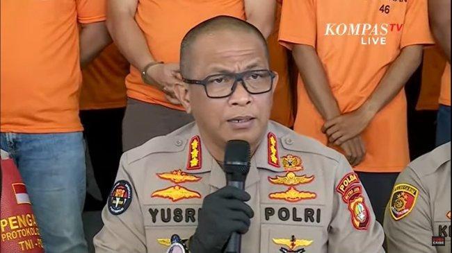 Anggota DPR Papua Thomas Sondegau Ditangkap Polisi Karena Positif Narkoba Jenis Ekstasi