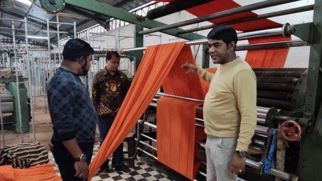 Operasional Industri 100 Persen Pacu Ekspor Industri Tekstil dan Penambahan Pekerja