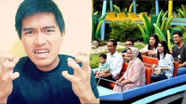 Potret Keakraban Keluarga Jokowi Beredar di Medsos, Kaesang Malah 'Mengeluh' Begini