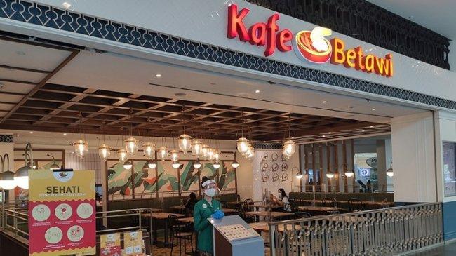 Lestarikan Kuliner Betawi, Kafe Betawi Andalkan Menu Nasi Ulam hingga Kue Rangi