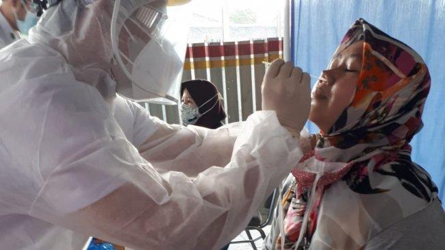 KAI Turunkan Tarif Rapid Test Antigen Jadi Rp45 Ribu