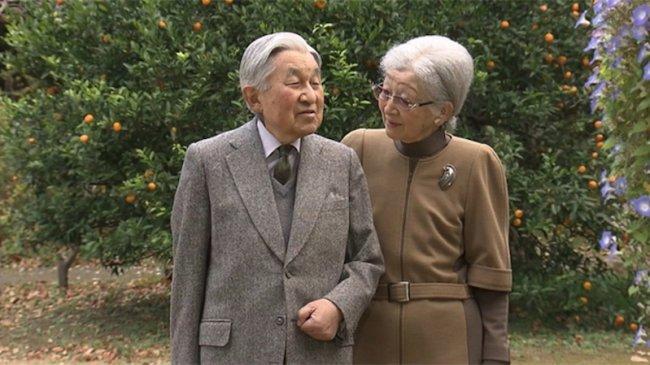 Hari Ini Kaisar Emeritus Akihito Sebagai Kaisar Jepang dengan Usia Terpanjang