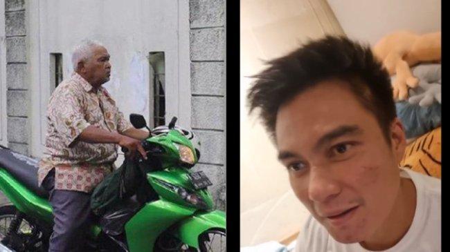 Sadar Tindakannya Tak Sopan, Baim Wong Minta Maaf hingga Berniat Temui Kakek Suhud