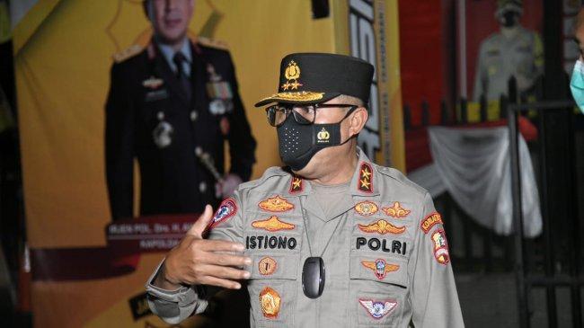 Anak Buahnya Diduga Gunakan Mobil Patroli untuk Pacaran, Kakorlantas: Itu Tidak Boleh!
