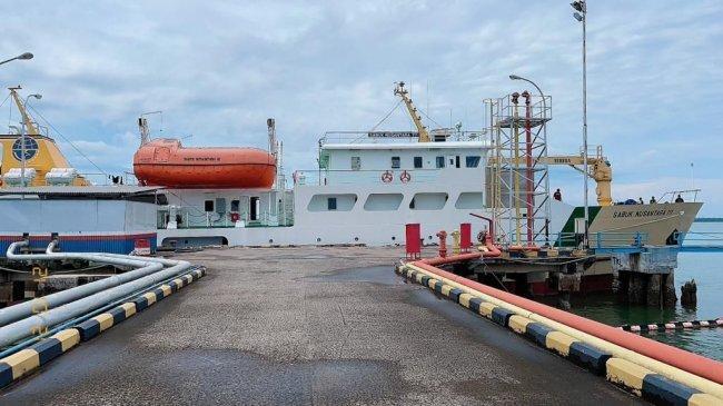 Dorong Pertumbuhan Ekonomi di Kalsel, Kemenhub Luncurkan Kapal Perintis KM Sabuk Nusantara 111