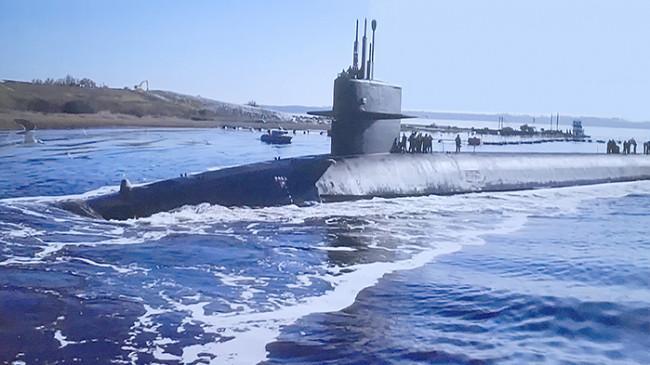 Insinyur Angkatan Laut AS dan Istrinya Ditangkap karena Menjual Rahasia Kapal Selam Nuklir