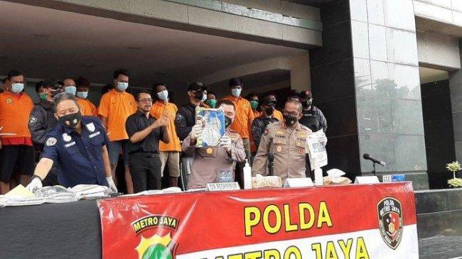 Polda Metro Tangkap 2 Pegawai Kelurahan yang Bobol Aplikasi PeduliLindungi