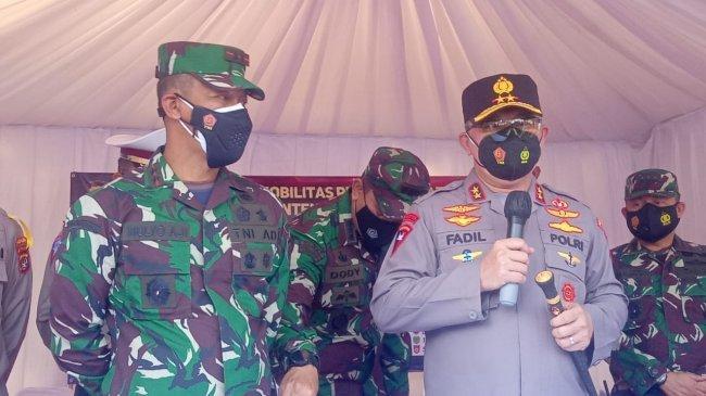 Pangdam Jaya Minta RT RW di DKI Jakarta Ikut Batasi Mobillitas Warga