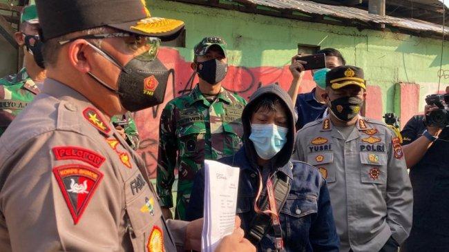 Imbau Seluruh Warga DKI untuk Mau Divaksin, Polda Metro Jaya: karena Jakarta Adalah Barometer