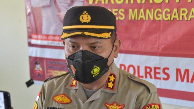 Kapolres Manggarai Barat Puji Kekompakan Tim Atasi Pandemi Covid-19