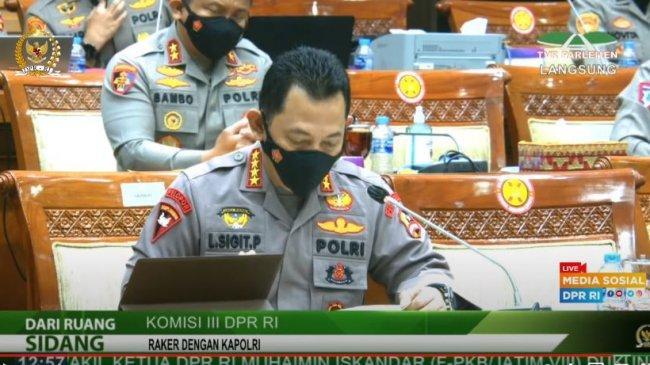 PPKM Darurat Diperpanjang, Kapolri Perintahkan Anggotanya Percepat Penyaluran Bansos