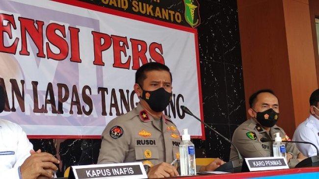 14 Jenazah Korban Kebakaran Lapas Tangerang Berhasil Teridentifikasi Hari Ini, Berikut Daftarnya
