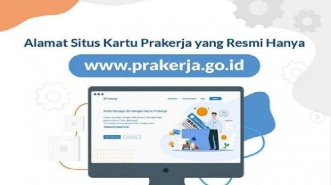 CARA Cek Lolos atau Tidak Seleksi Kartu Prakerja Gelombang 19, Lewat SMS dan www.prakerja.go.id