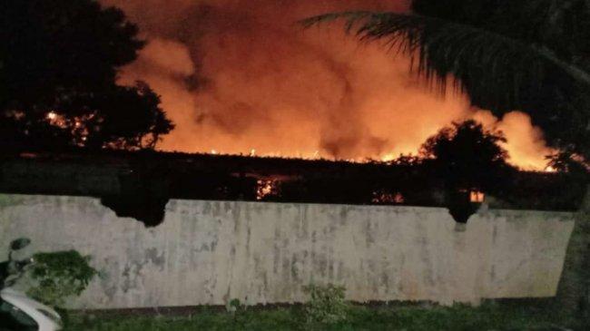 Kronologi Terbakarnya Asrama Mako Brimob Kelapa Dua Depok, Penyebabnya Belum Diketahui Pasti