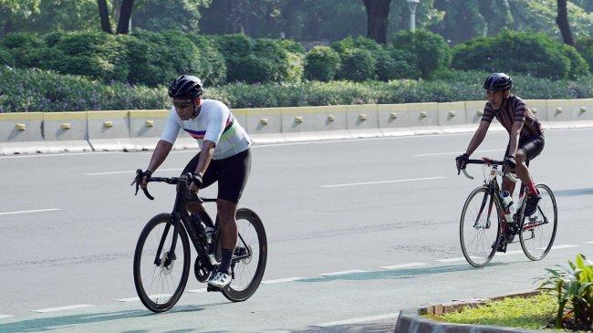 Ahmad Sahroni Tak Setuju Pesepeda Dilarang Melintas di Wilayah Ganjil Genap: 'Ini Diskriminatif'