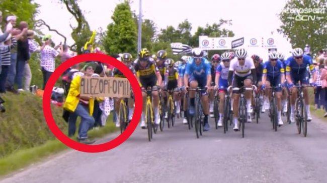 Aksi Cerobohnya Sebabkan Kecelakaan Massal di Tour de France, Wanita Ini Mengaku Takut dan Malu