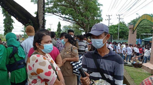 Banjir Keberkahan di Balik Kunjungan Jokowi di Sorong