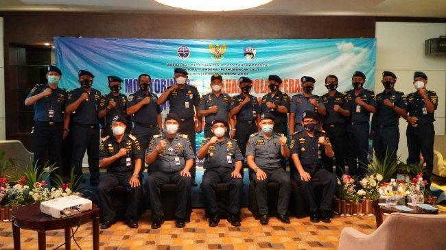 Tingkatkan Keselamatan Pelayaran, Pola Operasi Kapal Negara Patroli KPLP Dievaluasi