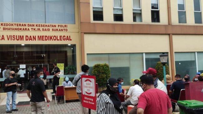 Polisi Minta Keluarga Korban Kebakaran Lapas Tangerang Segera Datangi RS Polri