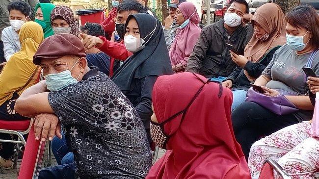Duka Keluarga Korban Kebakaran di Lapas Kelas I Tangerang, 'Tahun Depan Anak Saya Bebas'