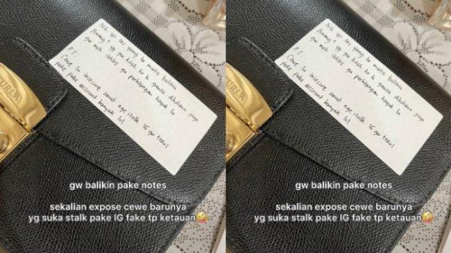 Viral Cerita Wanita Diminta Kembalikan Tas Pemberian Mantan Pacar, Akui Tak Pernah Minta Dibelikan