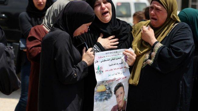 Remaja Palestina Tewas Usai Ditembak Tentara Israel saat Protes atas Permukiman Ilegal di Tepi Barat