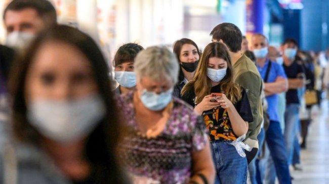 Rusia Tolak Lockdown Baru Meski Angka Kematian Covid-19 Tinggi  Empat Hari Berturut-Turut