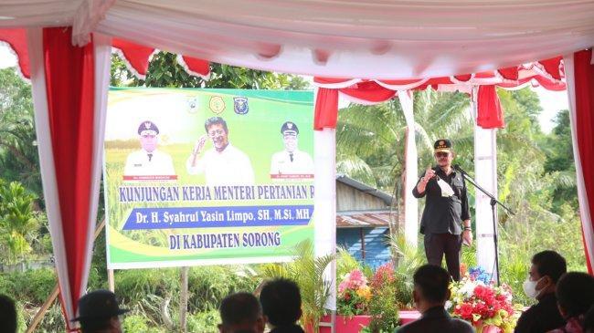 Komisi IV DPR Apresiasi Percepatan Pembangunan Pertanian di Papua