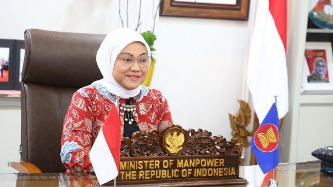 Kemnaker Dorong ASEAN Kelola Dampak COVID-19 Bagi Pekerja Perempuan
