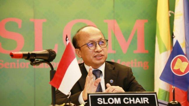 Kemnaker Harap ASEAN SLOM Tingkatkan Kerja Sama Ketenagakerjaan Secara Berkelanjutan