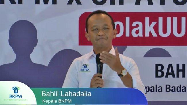 Menteri Investasi Bahlil Lahadalia Yakin Akan Banyak Investor Berinvestasi di Mandalika