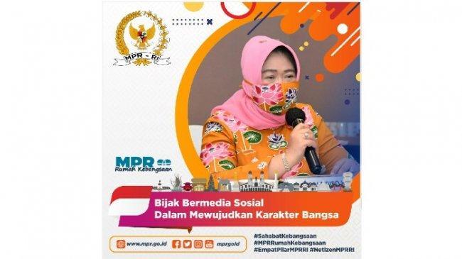 Ciptakan Suasana Harmonis, MPR Ajak Masyarakat Ikut Kampanye Bijak Bermedia Sosial