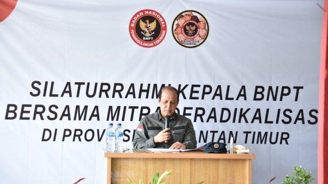 Kunjungi UMKM Mitra Deradikalisasi di Kalimantan, Kepala BNPT: Ini Bukti BNPT Hadir, Kami Bangga