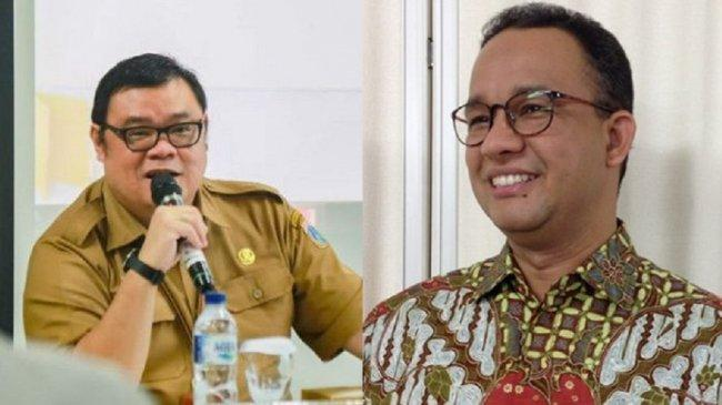 SOSOK Blessmiyanda Eks Kepala BPPBJ yang Gugat Anies ke PTUN, Dicopot karena Kasus Pelecehan Seksual