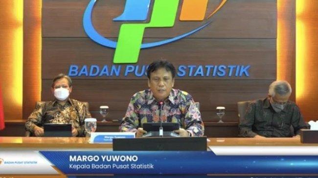 BPS: Inflasi Juli 2021 Sebesar 0,08 Persen