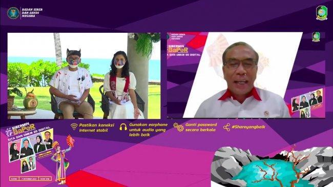 Dukung UMKM Go Digital Dampak Pandemi, BSSN Dorong CSIRT Bekerja Maksimal