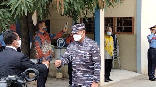 Laksamana Yudo Jamin TNI Angkatan Laut Tidak Disusupi PKI
